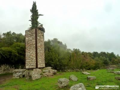 Sierra de Francia [Fiesta de la Almudena]senderismo entre semana madrid alto de las guarramillas exc